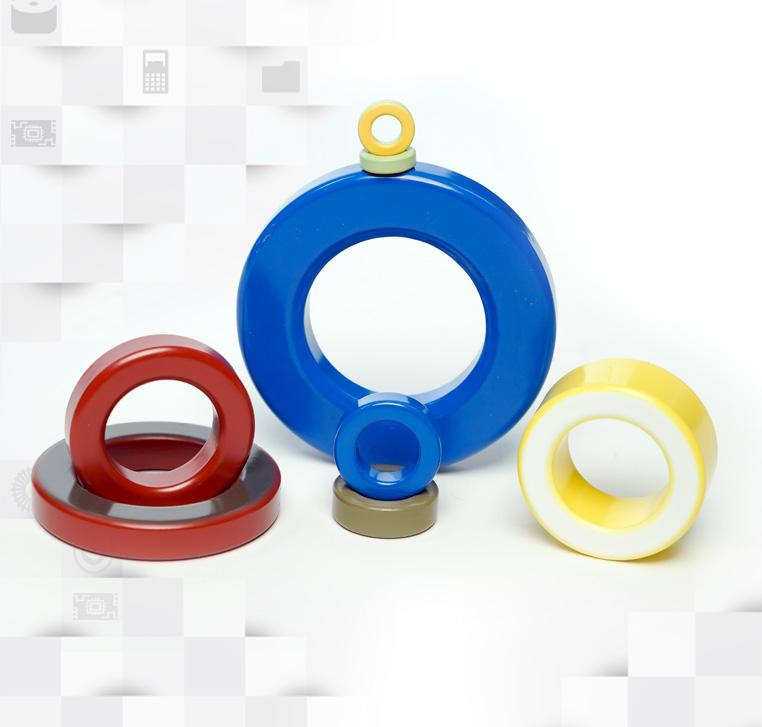 LGF FILTER - Produkte - Netzfilter, induktive Bauelemente, Drosseln