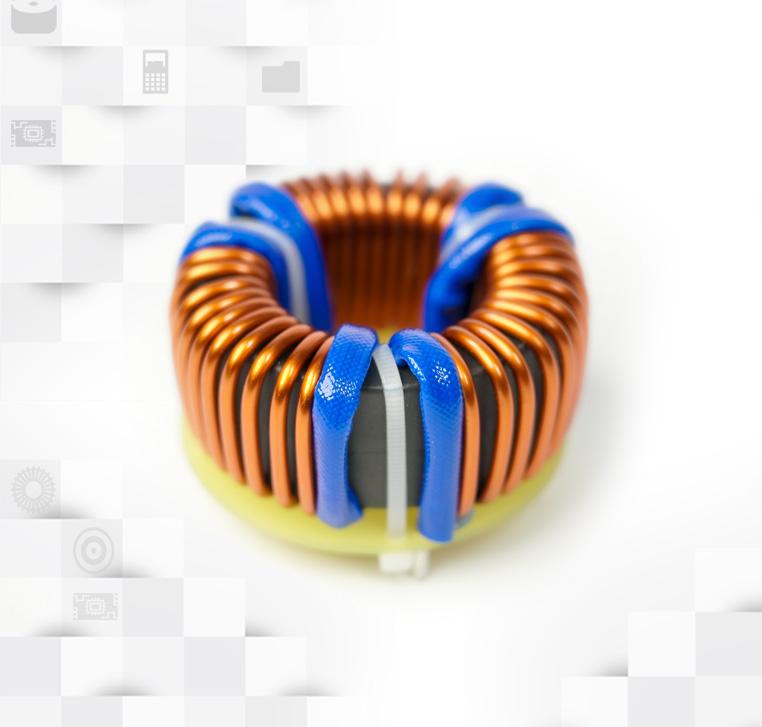 LGF-Filter Leistungsspektrum Prototypen Serienbauteile